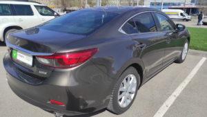 Автоподбор Mazda 6 III (GJ) Рестайлинг 2.0 л / 150 л.с. / Бензин / Автомат / 2016 г.в.