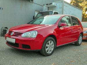 Автоподбор Volkswagen Golf V 1.6 л / 102 л.с. / Бензин / Автомат / 2008 г.в.