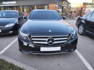 Автоподбор Mercedes-Benz E200 Sedan 2.0 л / 184 л.с. / Бензин / Автомат / 2016 г.в.