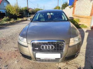Автоподбор Audi A6 3.2 л / 249 л.с. / Бензин / Автомат / 2008 г.в.
